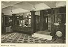Norfolk Hotel entrance hall and office | Margate History