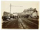 Parade with tram lines | Margate History