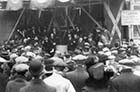 Laying Foundation Stone Fort Pavilion and Winter Gardens 1911  | Margate History
