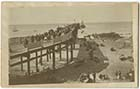 Jetty with Paddle steamer [Stodart] | Margate History