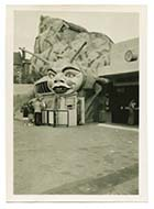 Dreamland Haunted Snail June 1950 | Margate History