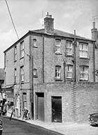 Bentley's Place behind No 93A | Margate History