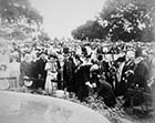 Dane Park inauguration of fountain 1907 | Margate History