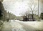 Trinity Square in winter, ca 1892 [Hobday] Margate History