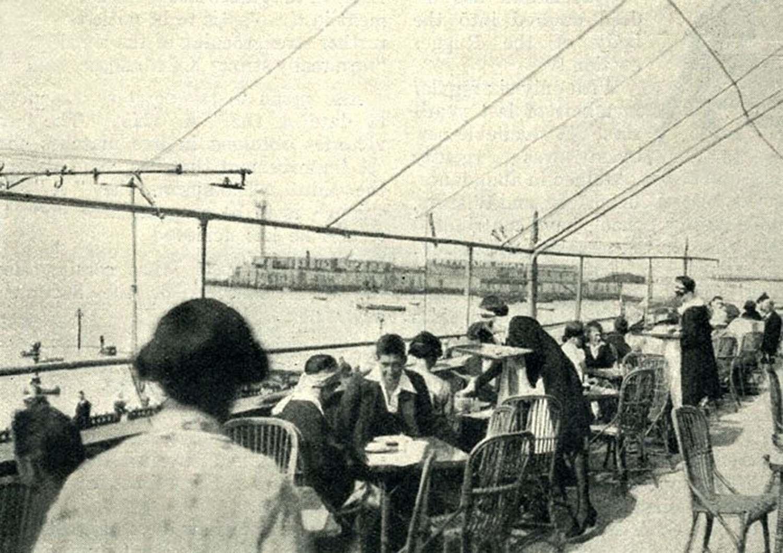 Marine Drive Margate   Margate History