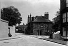 Trinity Hill and Flint Row c1958 | Margate History