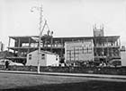 Building new Police Station Fort Hill 1958 | Margate History