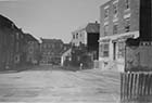 Church Square looking to Hope & Anchor High Street mid demolition 1953 | Margate History