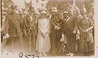 Dane Park Gates - opening of carnival week 1922 William Leach Lewis,Mayor| Margate History