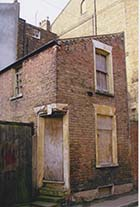 Hawley Cottages Princes Street 2007 | Margate History