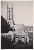 Holy Trinity Church Looking West Late 1940s | Margate History