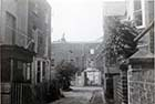 Pleasant Place looking through Hanover Place from Zion Place 1960 | Margate History
