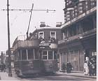 Trams Nos 12 and 39 Cliftonville Parade Northdown Road 1922 | Margate History