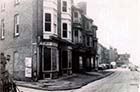 Zion Place looking North towards the sea 1960 | Margate History