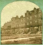 Clifton Terrace [Stereoview 1860s]