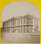 Cliftonville Hotel from cliffs  | Margate History