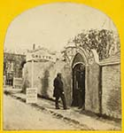 Grotto Entrance [late 1860s]  | Margate History
