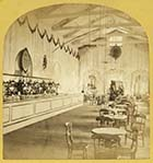 Hall by the Sea interior July 1866 | Margate History
