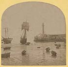 Harbour entrance at low tide  | Margate History