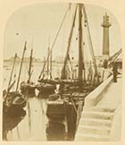 Margate Harbour and Lighthouse 1860-70s  | Margate History