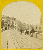 Pier Hotel from Jetty [London Photographic]  | Margate History