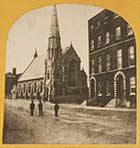 Union Crescent and New Congregational Church| Margate History