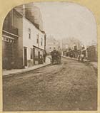 View up the High Street early [ca 1850s]  | Margate History