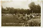 Dane Park Bowling Green 1930 | Margate History