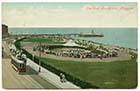 Tram on Fort Crecent 1907 Margate History