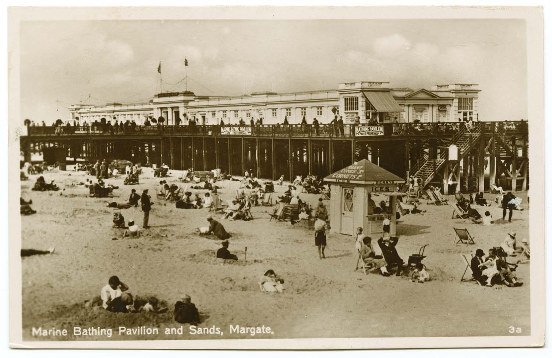 marine terrace margate margate history