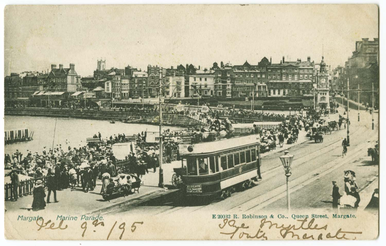 Newly added pictures margate history for 18 marine terrace