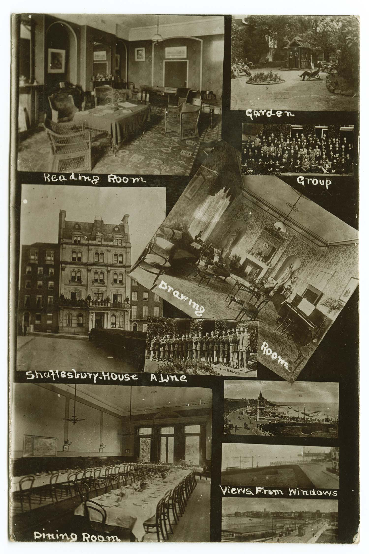 Newly added pictures margate history for 53 marine terrace