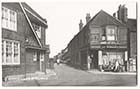 Garlinge Crow Hill and post office 1931 | Margate History