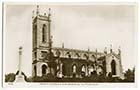 Church after war damage 1956 | Margate History