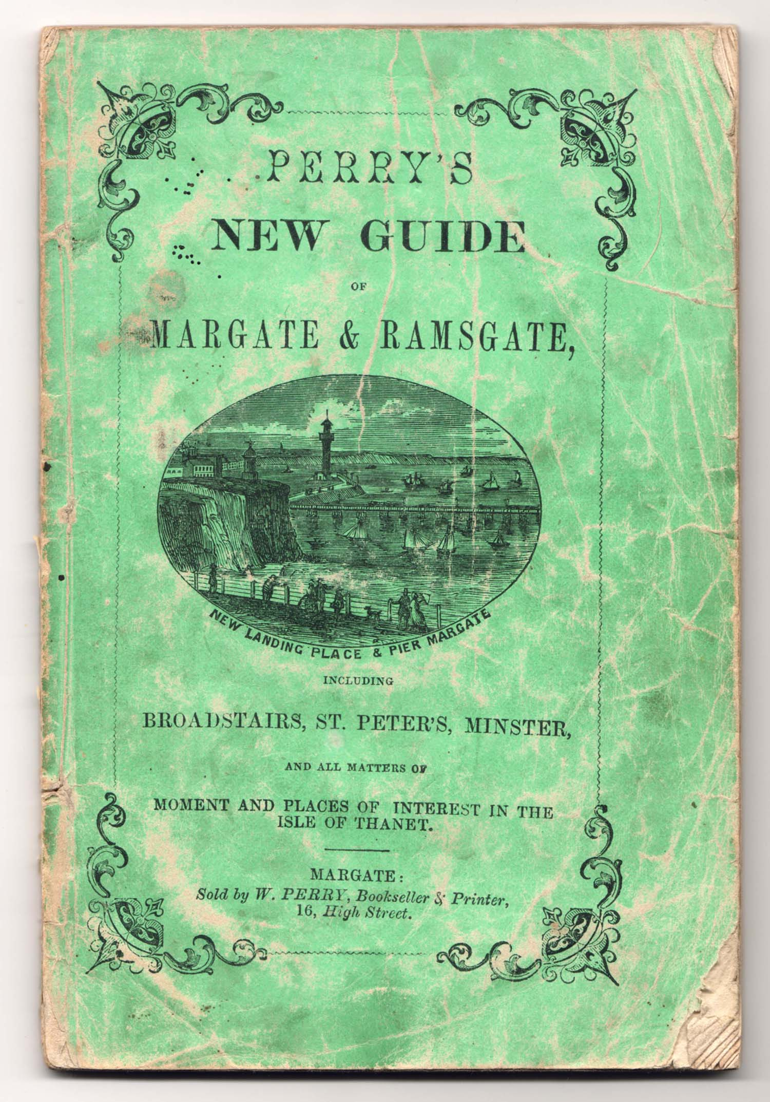 Prints of margate in guide and other books margate history for Perry cr309 s manuale