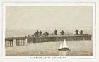 Photolithograph Jetty Extension [pub. ca 1890] | Margate History