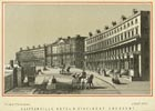 Cliftonville Hotel and Ethelbert Crescent, 1 October 1872 | Margate History