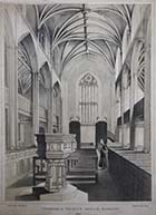 Trinity Church Interior | Margate History