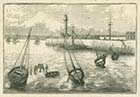 The Harbour [Pictorial World 1874]| Margate History