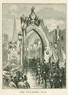 The Trimphal Arch [Pictorial World 1875] | Margate History