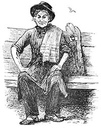 Old Jennie Judy 1882 | Margate History
