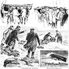 The Margate Disaster: Sketches by our special artist 1897 | Margate History