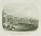 Marine Parade from Pier [Wood ca 1867] | Margate History