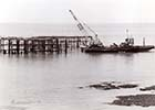 Removing Jetty debris 1998 | Margate History