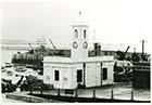 Rebuilding lighthouse January 1955 | Margate History