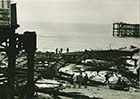 Jetty after strom 14 Jan 1978 | Margate History
