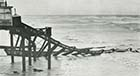 The damaged Jetty | Margate History