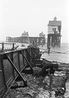 Jetty Storm 1978 | Margate History