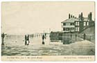 Storm at Beach Houses | Margate History