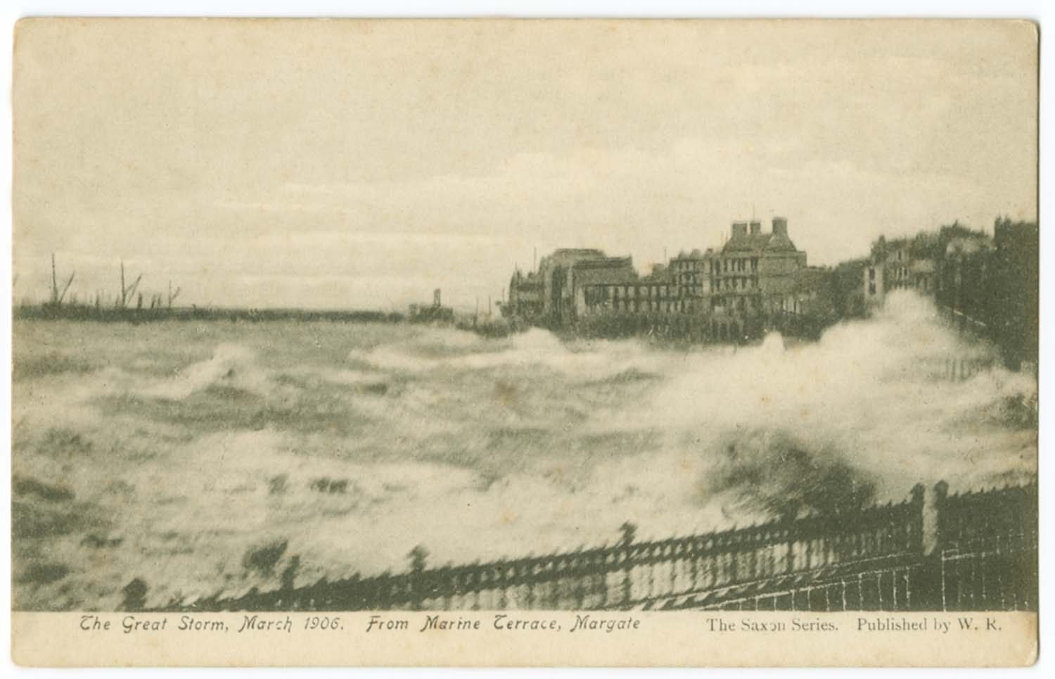 Newly added pictures margate history for 17 marine terrace
